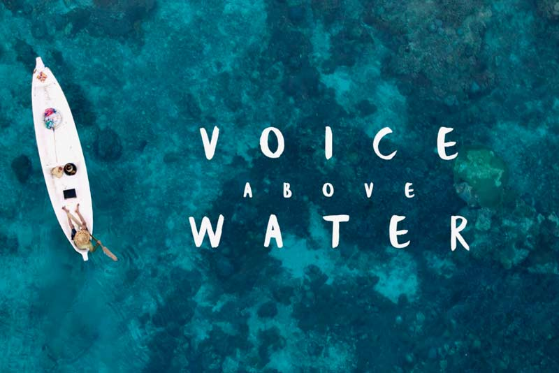 Voice Above Water