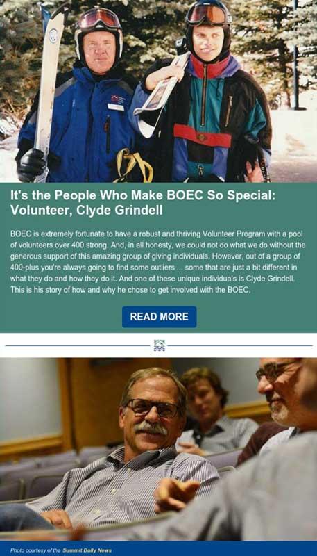 BOEC's February 2021 Inspirations Newsletter