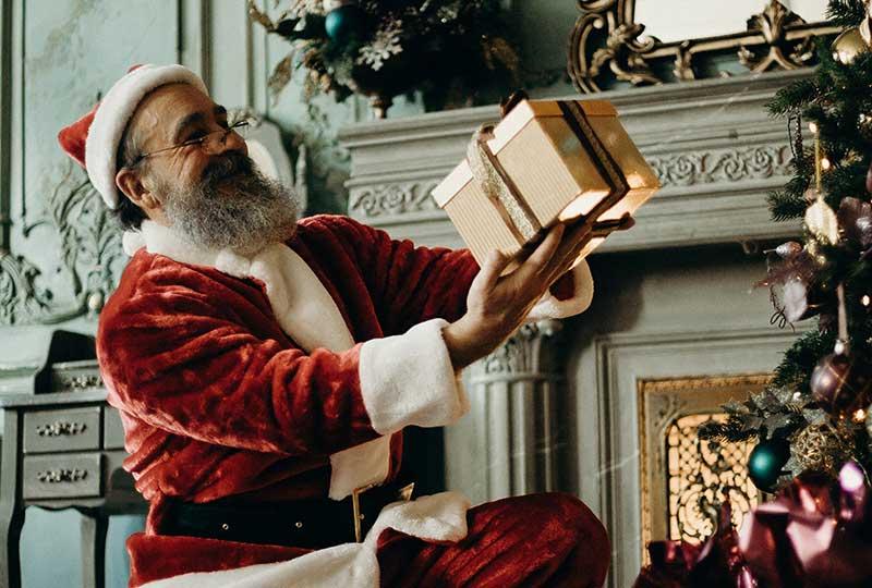 BOEC donation via Secret Santa