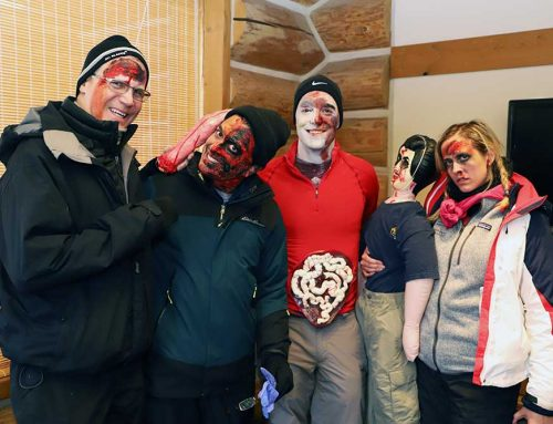 Medical Students Go Breck Wild with BOEC