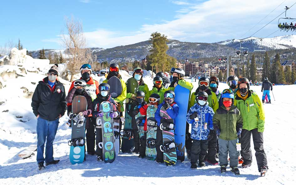 2020-21 Snow Sports Alliance group