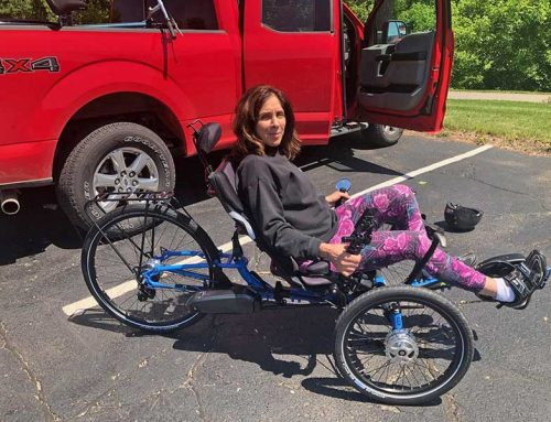 Donor Spotlight: Peggy Manchester