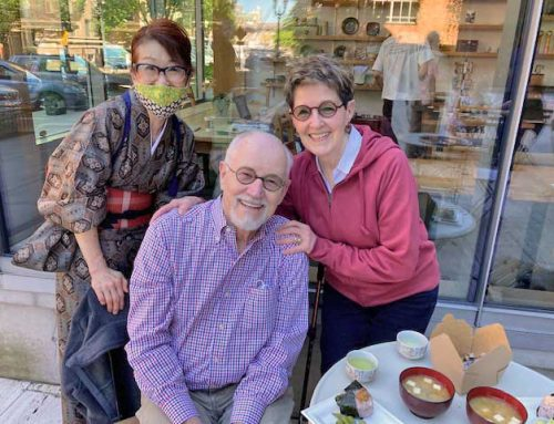 Donor Spotlight: Kim & Rosie Batcheller