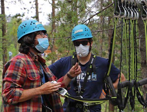 It's the People Who Make BOEC So Special: Wilderness Program Coordinator Steven Rubin