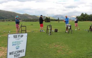 Welcome to the 12th Annual Tee It Up Golf Scramble