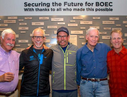 It's the People Who Make BOEC Special: Former Board Member Tim Casey